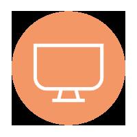 Bildschirm-Icon